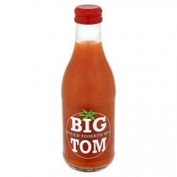 BIG TOM spiced tomato juice  25cl *Jus de tomate épicé *Base pour Bloody Mary