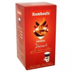 Rombouts Original Dessert Doux Filtres 10 x 7 g