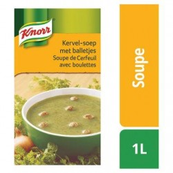 KNORR class.tetra cerfeuil boulettes  1L