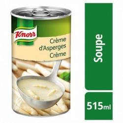 KNORR crème d'asperges 515ml *Crème d'asperges