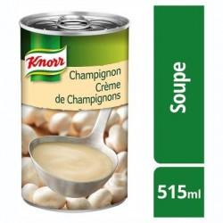 KNORR crème de champignons 515ml *Crème de champignons