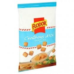 Flodor Croûtons d'or goût ail 75 g