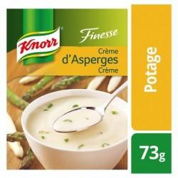 KNORR FINESSE crème d'asperge73g *Crème d'asperges