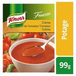 Knorr Finesse Déshydratée Soupe Tomates et Crème 99 g