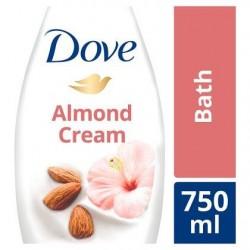Dove Bain Moussant Amades & Hibiscus 750 ml