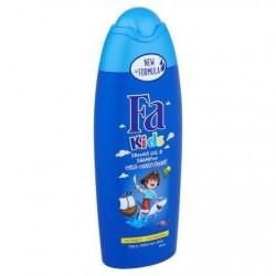 FA Kids dch shampooing pirate250ml *Gel douche *Fruité *Ne pique pas les yeux