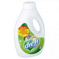 DREFT lessive liq. Regular  1L105 17 d. *17 doses *Concentré, dose moyenne: 65 ml *Regular
