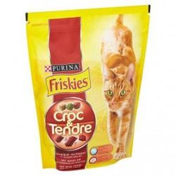FRISKIES Croc&Tendre viandes (chat)  800g