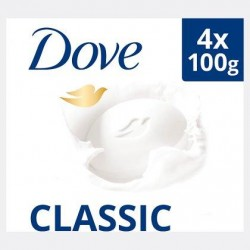 Dove Savon Original 4 x 100 g