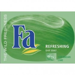 Fa Refreshing Lemon 3 x 100 g 3 x 0.1 KG