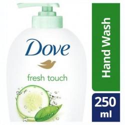 Dove Savon pour les mains Fresh Touch 250 ml