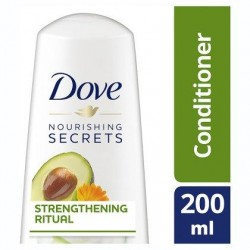 Dove Nourishing Secrets Après-shampooing Strengthening Ritual 200 ml