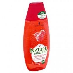 Nature Moments Irresistible Raspberry & Sunflower Oil Shampoo 250 ml
