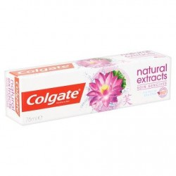 Colgate Dentifrice au Fluor Natural Extracts Soin Gencives 75 ml