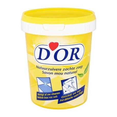 D'OR savon mou  1 kg  *Sols, lessive *En pâte