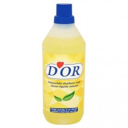 D'OR savon liquide naturel  1 L *Sols *Liquide