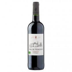 Corbières Sol de Veredus Vin Biologique 75 cl
