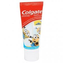 Colgate Minions Dentifrice Anti-Caries pour Enfants Goût Menthe Douce 50 ml