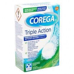 Corega Triple Action 66 Comprimés