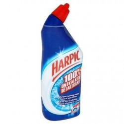 HARPIC détartrant 100%  750 ml *Toilettes *Liquide *Sans danger pour les fosses septiques