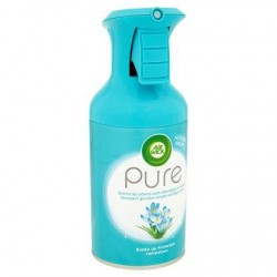 AIRWICK spray Pure print  250 ml *Désodorisant *Spray *Rosée de printemps