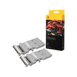 KODAK Cartouches pour 20 impressions Photo Printer Mini (KODPMC20)
