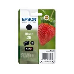 EPSON Cartouche d'encre 29 Noir (C13T29814022)