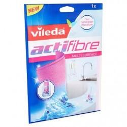 VILEDA lavette Actifibre  1 pièce *Cuisine *Lavette *Actifibre,super absorbante