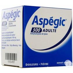 Aspegic 500 30 Sachets