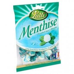 Lutti Menthise Fondant aux 2 Menthes 175 g