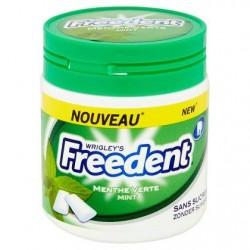 Freedent Menthe verte 84 g