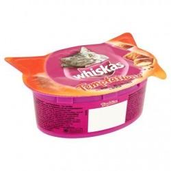 WHISKAS Temptations snacks boeuf  60 g