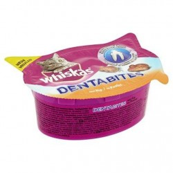 WHISKAS Dentabites snacks au poulet  40 g