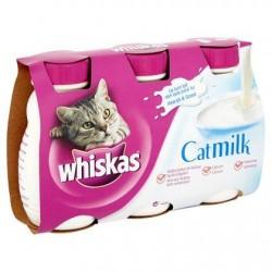 WHISKAS Catmilk  3 x 200 ml