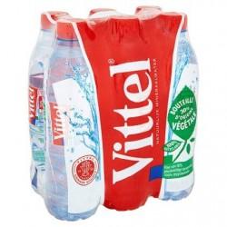 VITTEL eau minérale naturelle  6 x 50 cl