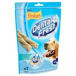 Purina Friskies Dental Fresh 3 in 1 Medium & large +10 kg 180 g